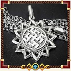 Славянские обереги из серебра